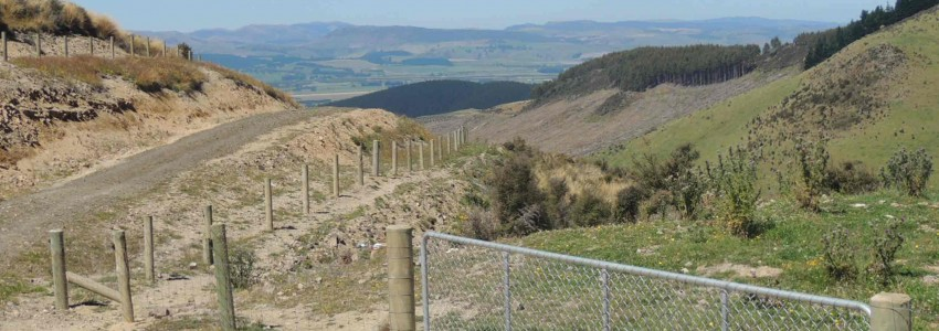 Queenstown Timber Fence by Hillpoint Timber Ltd